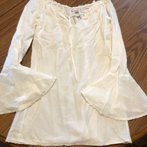 Victoria Secret peasant top